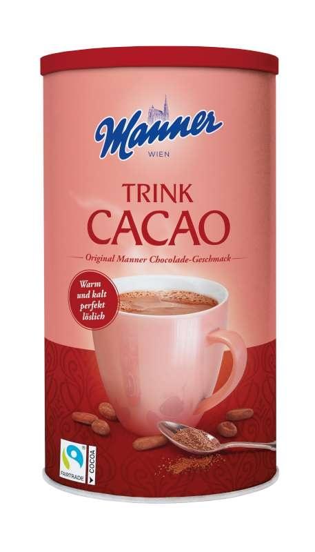 Čokoládový svět Manner na českém trhu