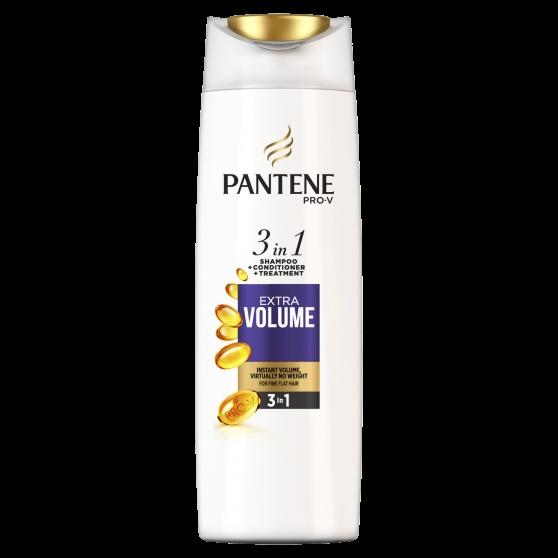 Patentovaná technologie gelové sítě Pantene Pro-V pro pevnější vlasy